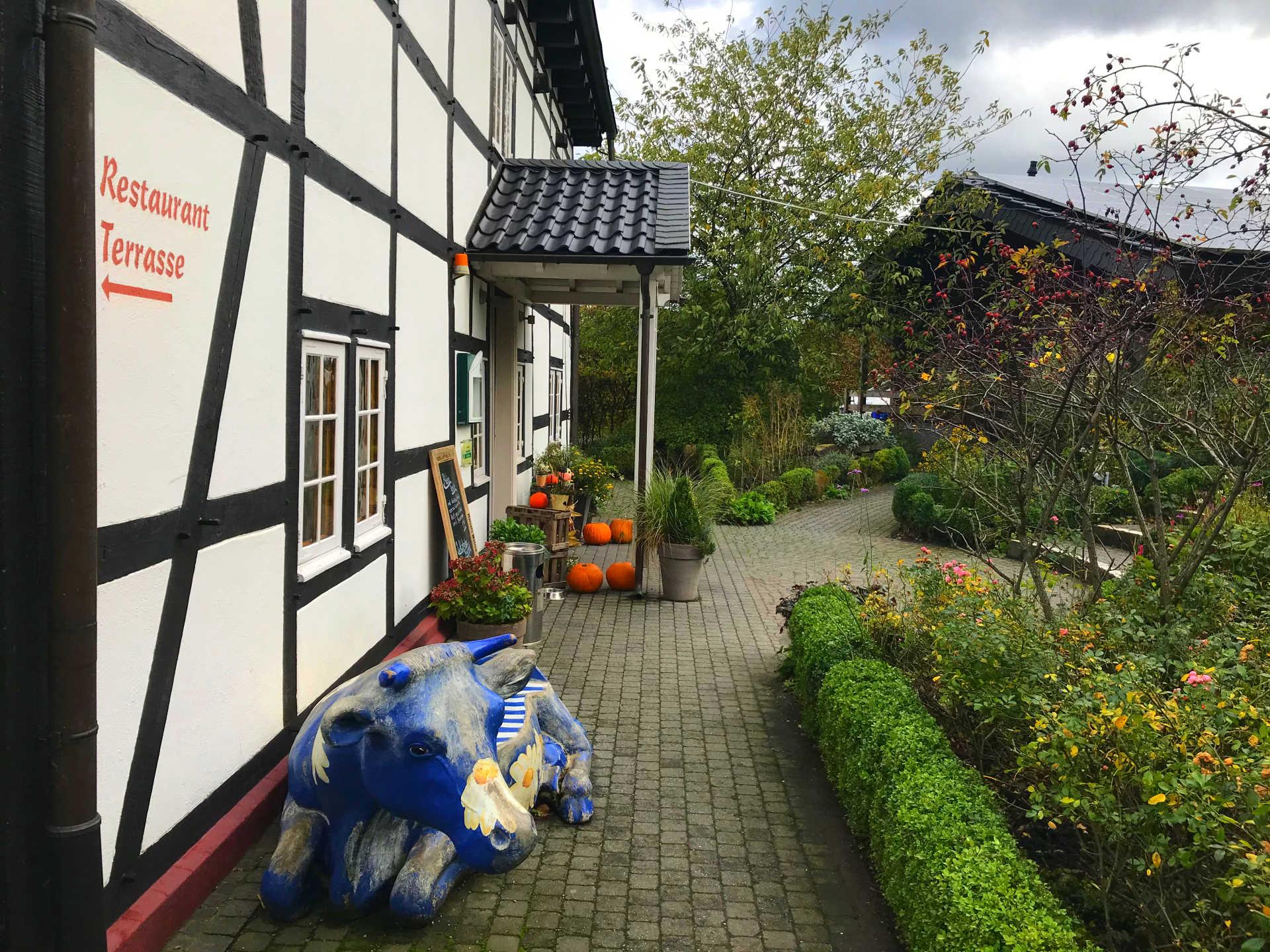 Rusticus: Restaurant & Biergarten - Bauernhofgastronomie ...
