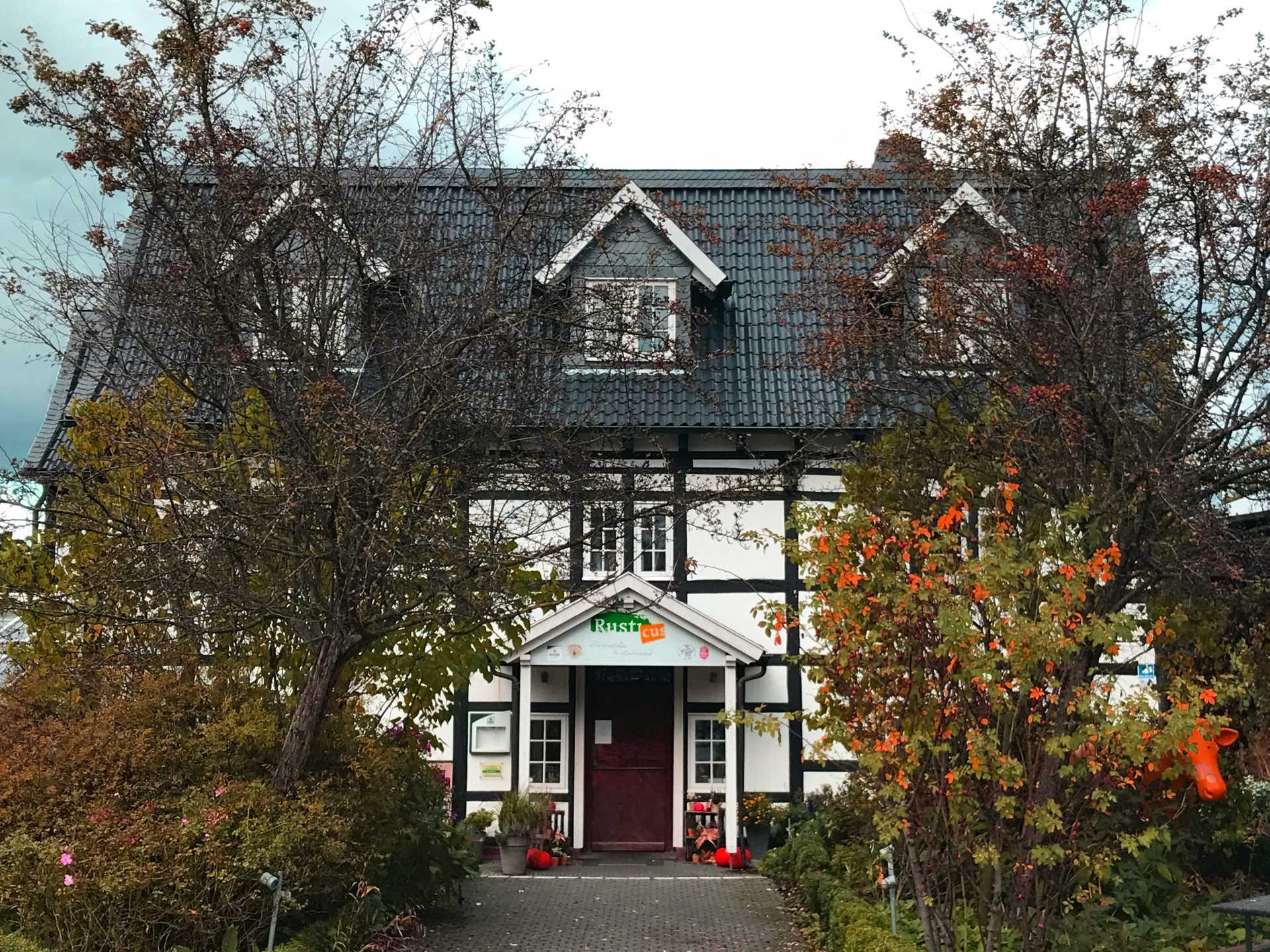 Bauernhofgastronomie Rusticus - Hielscher Hof - Hofladen ...