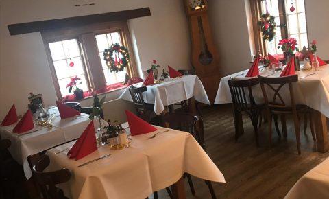 Restaurant Rusticus